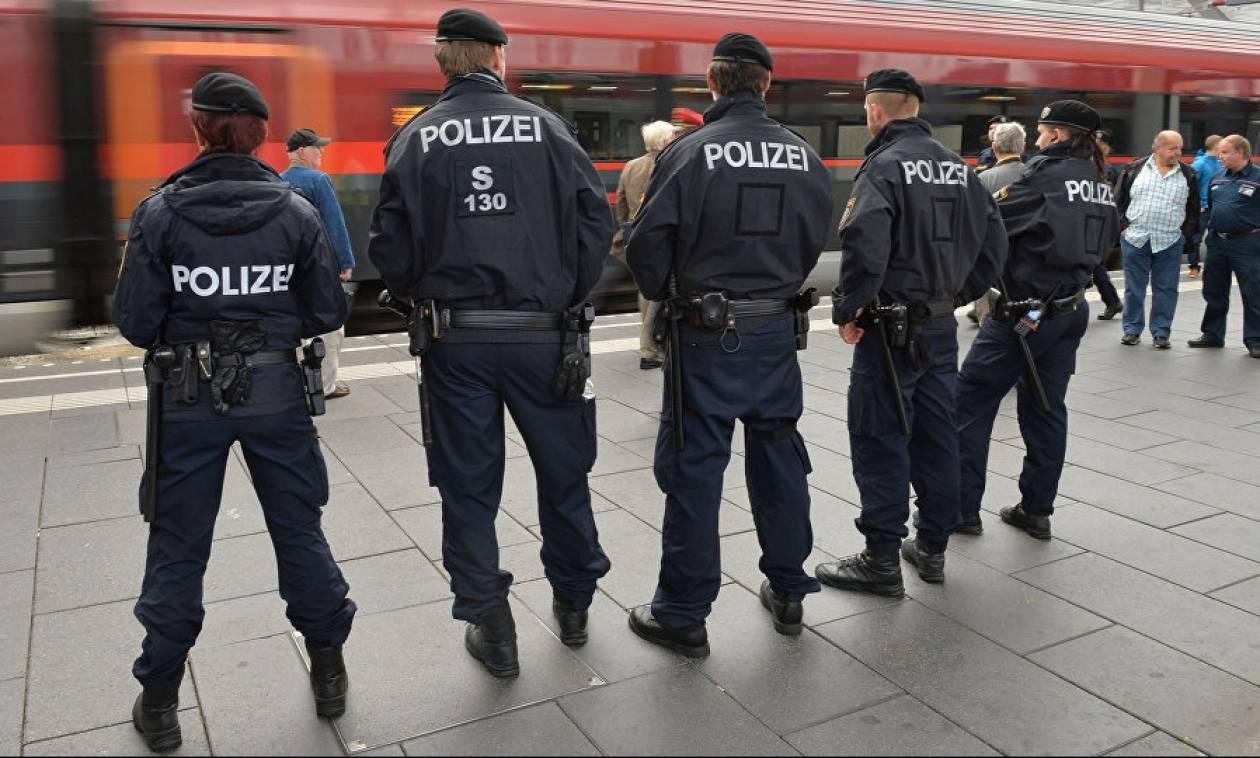 Επιχείρηση «σκούπα» στην Αυστρία - Σύλληψη προσφύγων για συνεργασία με τρομοκράτες
