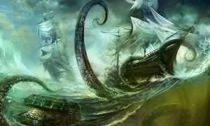 Παγκόσμια ταραχή: Ανακάλυψαν το θρυλικό τέρας «Κράκεν» που καταβρόχθιζε πλοία; (video)