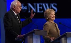 Προεδρικές εκλογές ΗΠΑ: Συνεργασία Σάντερς - Χίλαρι για να αποτραπεί νίκη του Τραμπ