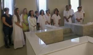 Μητροπολίτης Φθιώτιδος: Βάπτισε οκτώ νέους κατηχούμενους