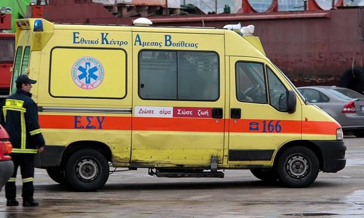 Θεσσαλονίκη: Τραγωδία στην άσφαλτο