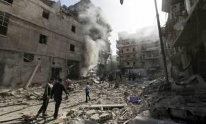 Συρία: Τουλάχιστον επτά νεκροί από βομβαρδισμό των ανταρτών στο Χαλέπι