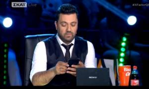 X Factor: Σε ποιον παίκτη έκανε πρόταση ο Δάντης;! (video)