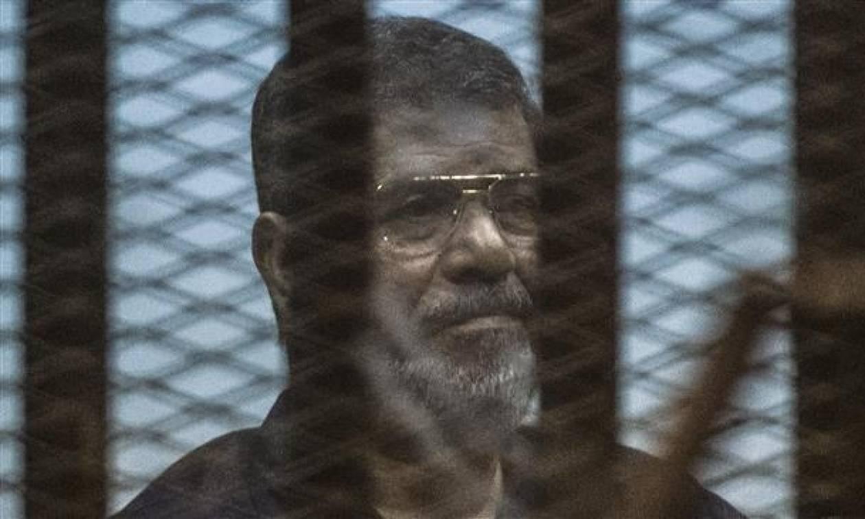 Αίγυπτος: Σε ισόβια καταδικάστηκε ο πρώην πρόεδρος Μόρσι
