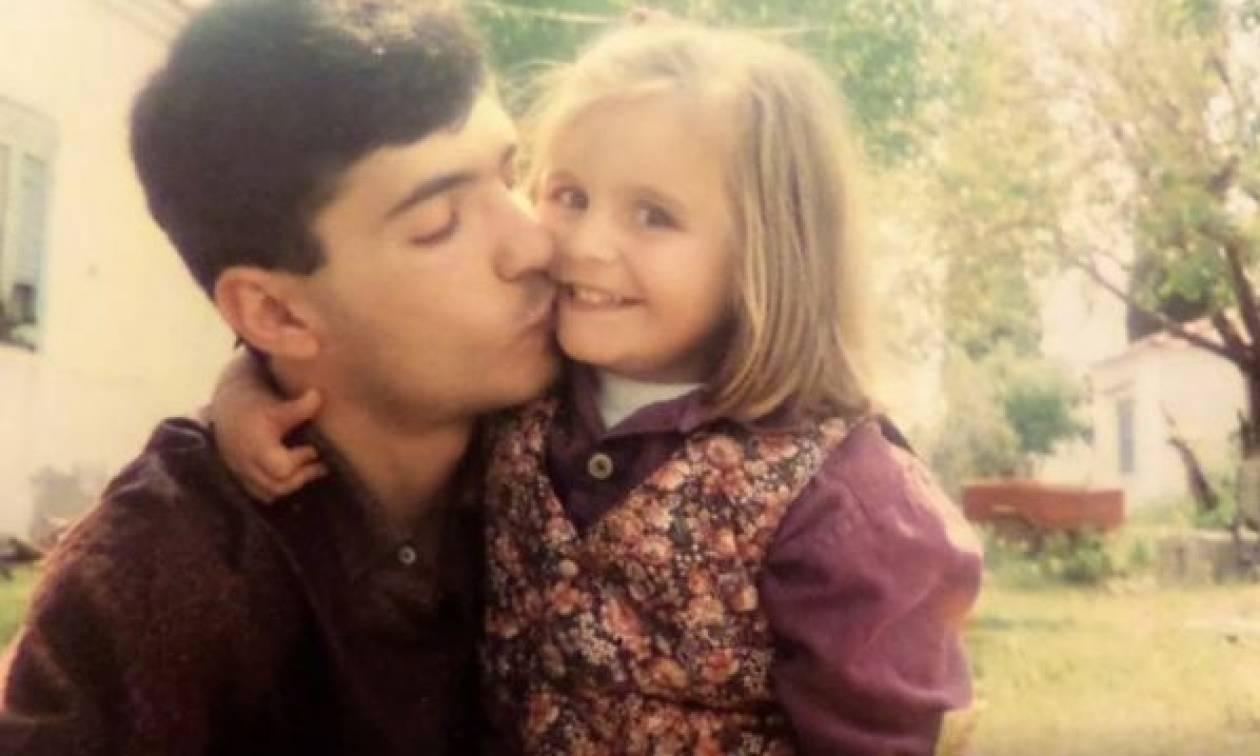 #daddysday: Η Σοφία Μαυραντζά εξομολογείται: «Ο μπαμπάς μου (μάλλον) με ήθελε αγόρι!»