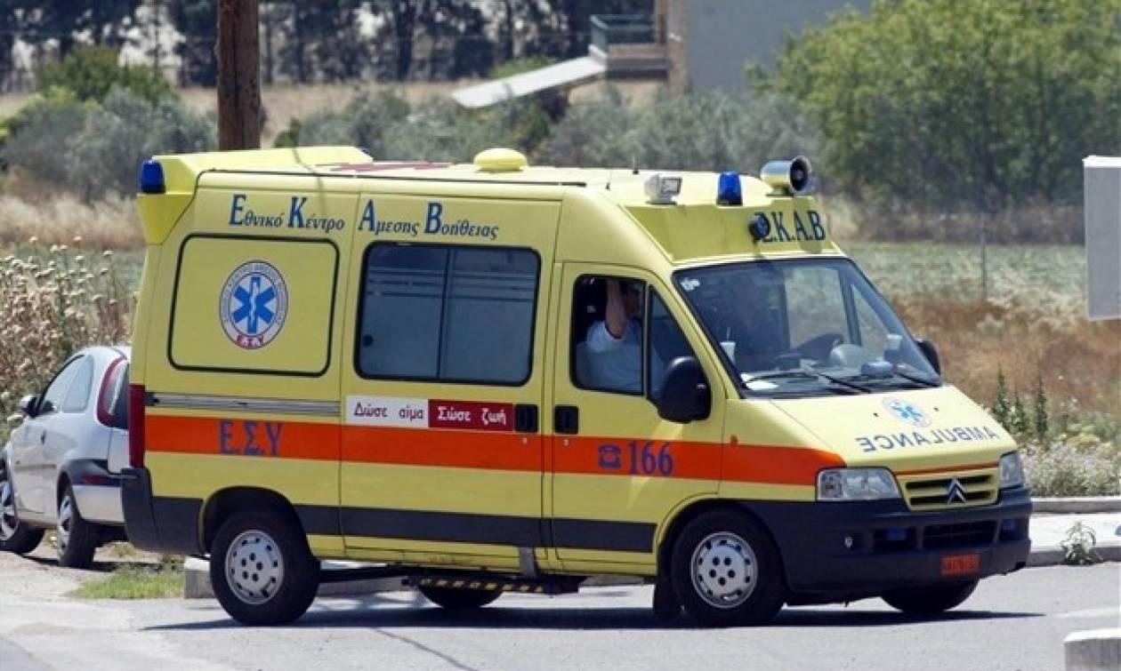 Θεσσαλονίκη: Αυτοκίνητο παρέσυρε και τραυμάτισε ελαφρά τρεις πρόσφυγες