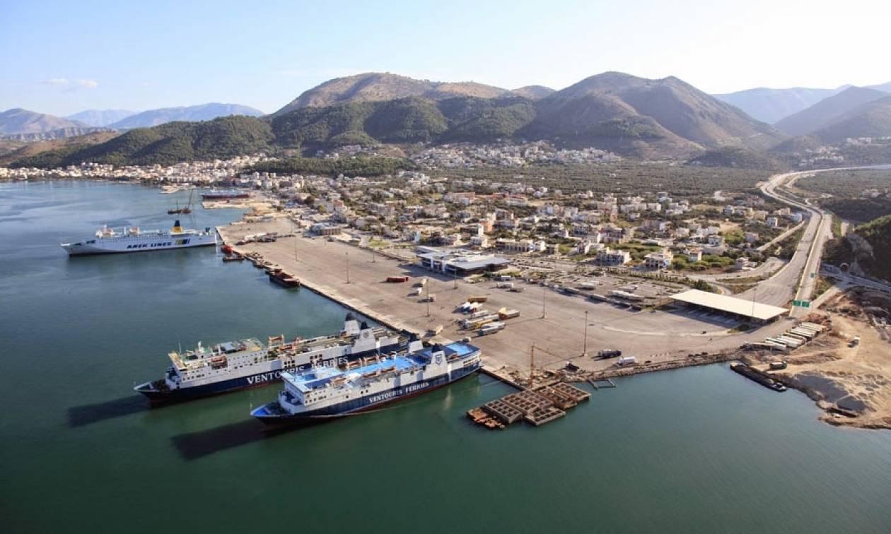 Κατασχέθηκαν 65 κιλά χασίς στο λιμάνι εξωτερικού στην Ηγουμενίτσα