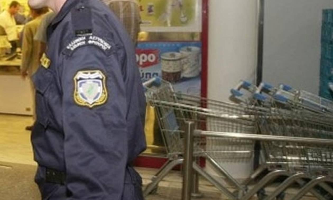 Ψυχικό: Ληστεία μέρα μεσημέρι σε σούπερ μάρκετ
