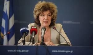 Αναγνωστοπούλου: Για την δολοφονία της Κοξ ευθύνεται η Ευρωπαϊκή Ένωση