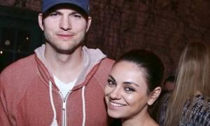 Η κόρη της Mila Kunis & του Ashton Kutcher έχει μεγαλώσει πολύ και είναι μία γλύκα