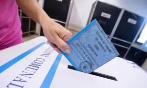 Ιταλία: Στις κάλπες προσέρχονται οι Ιταλοί για τον τελικό γύρο των δημοτικών εκλογών (Vid)