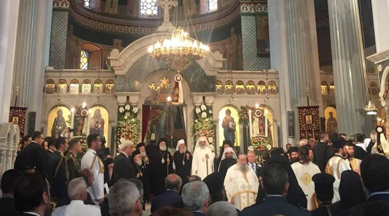 Ηράκλειο: Με απουσίες τεσσάρων εκκλησιών το Συλλείτουργο