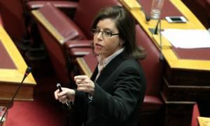 Ασημακοπούλου: Η ανίερη κυβερνηση ΣΥΡΙΖΑ-ΑΝΕΛ πρέπει να φύγει