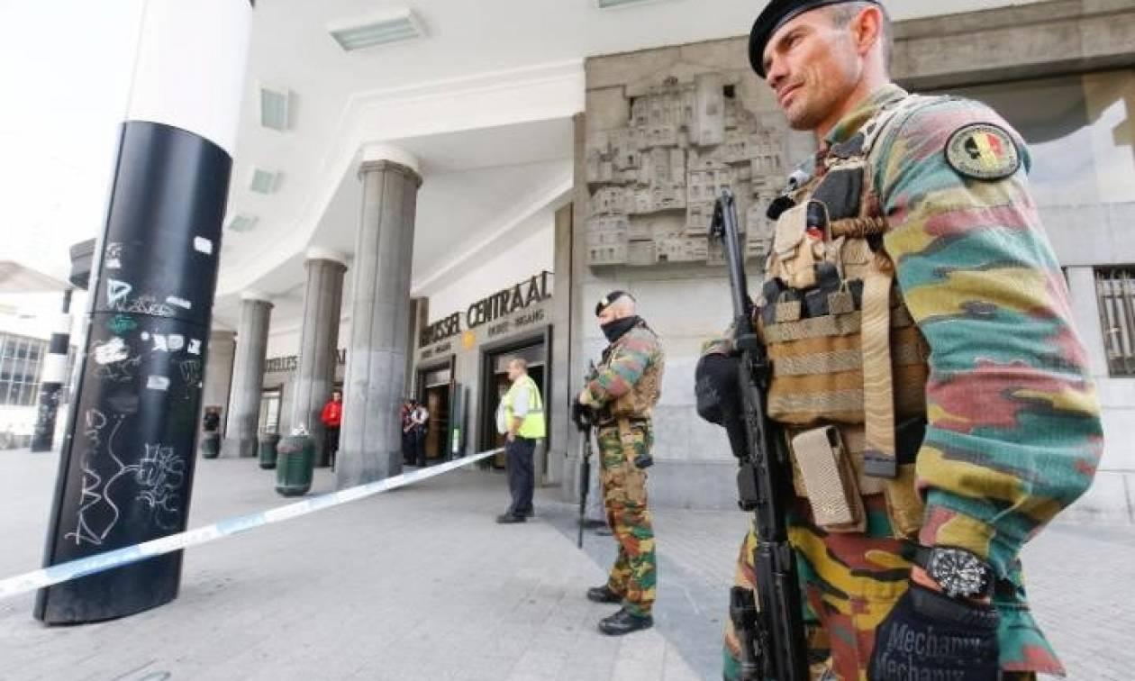 Συναγερμός στο Βέλγιο: Εκκενώθηκε κεντρικός σιδηροδρομικός σταθμός στις Βρυξέλλες
