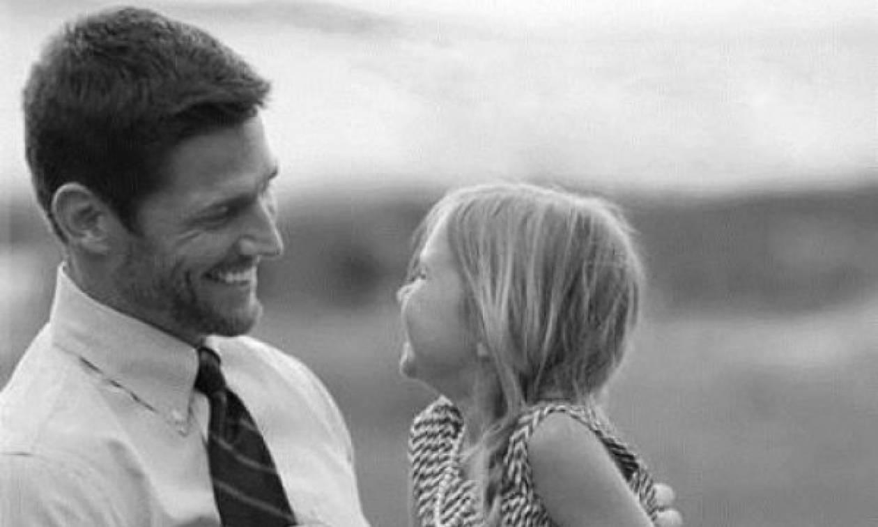 Γιορτή του Πατέρα: Γιατί όλες μας ψάχνουμε έναν άντρα σαν τον μπαμπά μας;