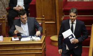 «Πόλεμος» κυβέρνησης – ΝΔ για τη συνάντηση Τσίπρα- Μητσοτάκη
