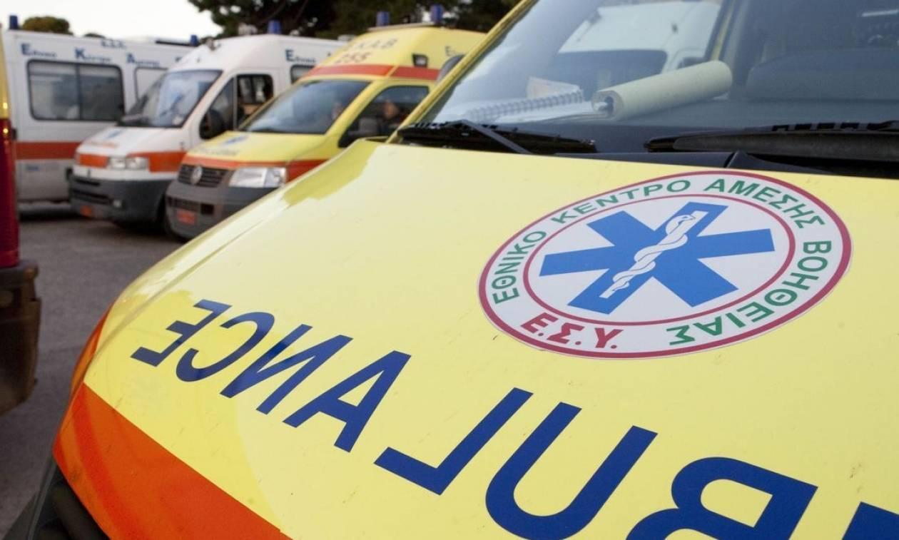 Σοκ στην Πάτρα: 16χρονη έπεσε από ταράτσα πολυκατοικίας