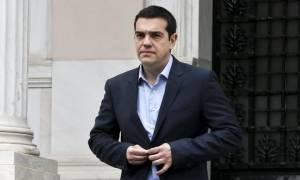 Αυτό είναι το πρόγραμμα των συναντήσεων του Τσίπρα με τους πολιτικούς αρχηγούς