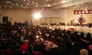 Οικ. Πατριάρχης: Δεν πρέπει να συμπεριφερόμαστε ως Ομοσπονδία εκκλησιών