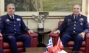 Επίσκεψη Αρχηγού ΓΕΑ στην Τουρκία (pics)