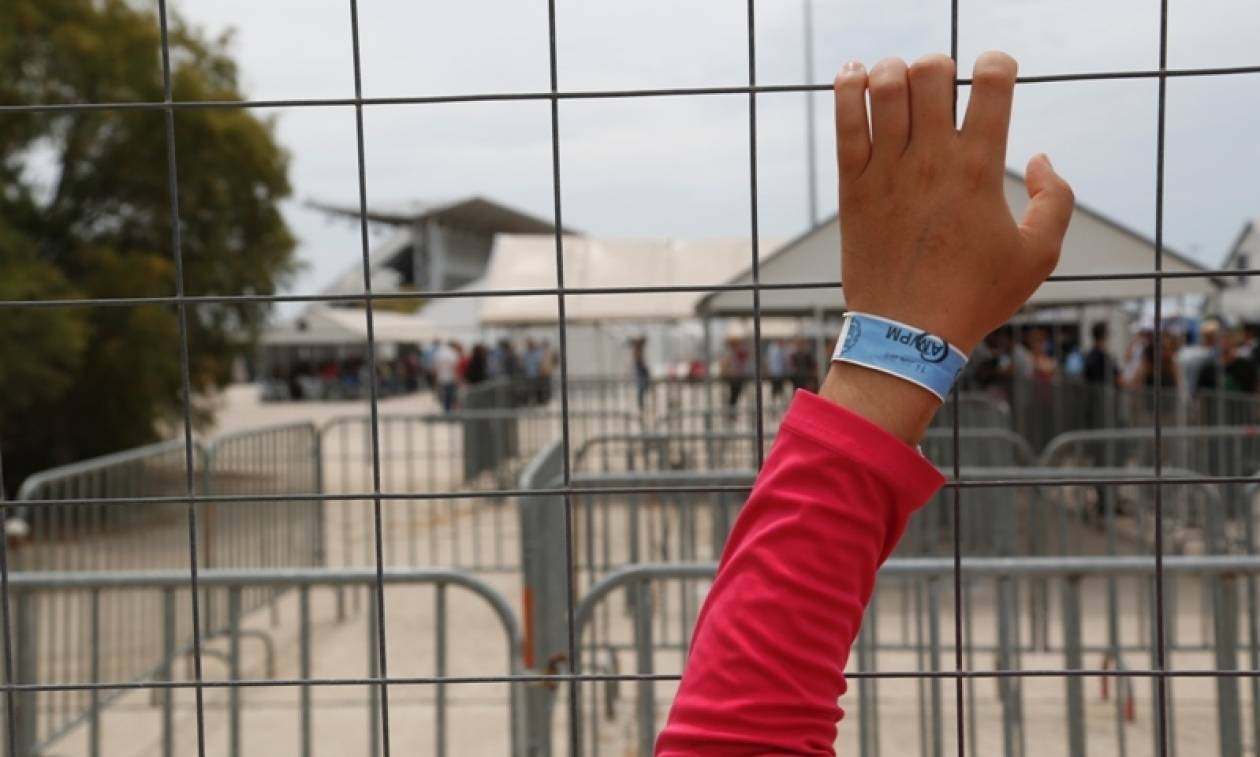 Ανήλικοι το 47% των προσφύγων στα Διαβατά