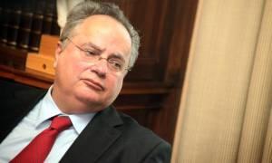Για έλλειψη δημοκρατικής κουλτούρας κατηγόρησε ο Κοτζιάς τα Σκόπια