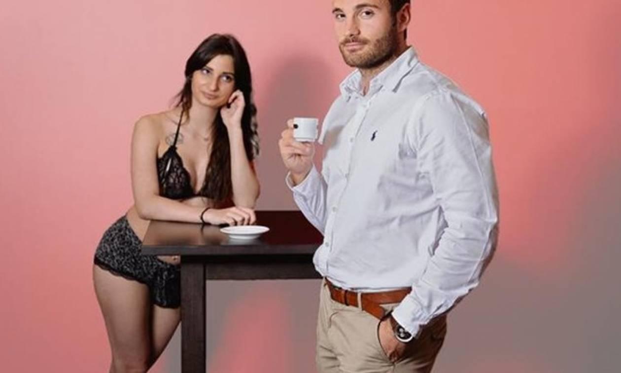 Έρχεται το πρώτο καφέ για… στοματικό έρωτα!
