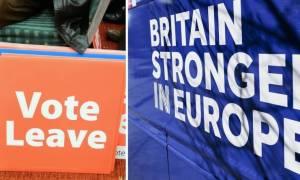 Brexit: Τι δείχνουν οι δημοσκοπήσεις δύο μέρες πριν το δημοψήφισμα