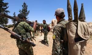 Σφοδρές μάχες στη Συρία: Το Ισλαμικό Κράτος έδιωξε από τη Ράκα τα κυβερνητικά στρατεύματα