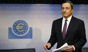 Ντράγκι: Τα capital controls στην Ελλάδα μπορεί να χαλαρώσουν