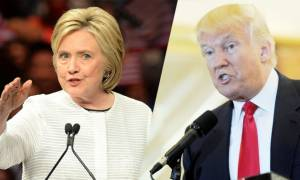 Σφοδρή επίθεση Χίλαρι κατά Τραμπ: «Έκανε περιουσία κηρύσσοντας πτωχεύσεις»