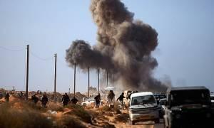«Λουτρό» αίματος στη Λιβύη: 29 νεκροί και δεκάδες τραυματίες από έκρηξη