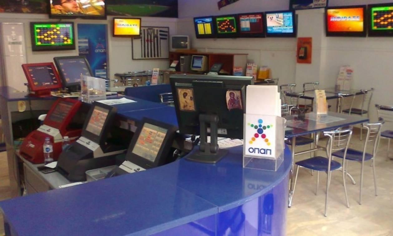 Άγνωστος λήστεψε ιδιοκτήτη πρακτορείου ΟΠΑΠ στις Σέρρες