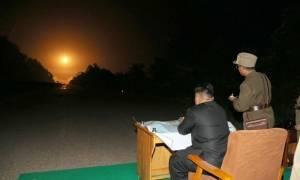 Ο Κιμ «πάτησε πάλι το κουμπί…»: Νέα εκτόξευση πυραύλου από τη Βόρεια Κορέα
