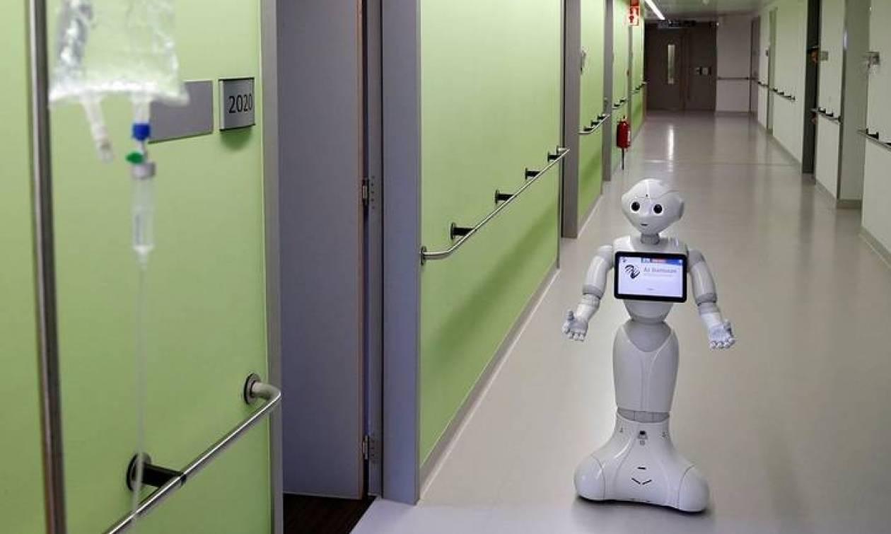 Ασφαλιστικές εισφορές για τα ρομπότ προβλέπει ευρωπαϊκή πρόταση