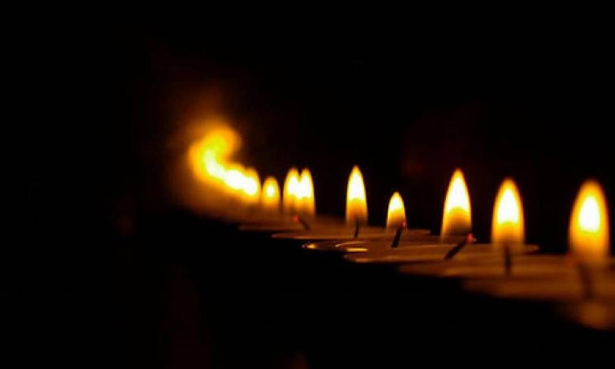Θρήνος - Νεκρός ο Παντελής Στιβαχτής (pic)