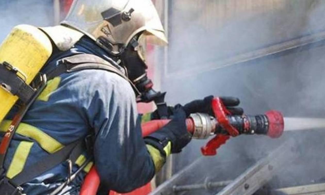 «Συναγερμός» για φωτιά στο Άλσος Συγγρού