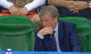 Euro 2016: Ο Χόντσον μίλαγε… στο κενό! (video)