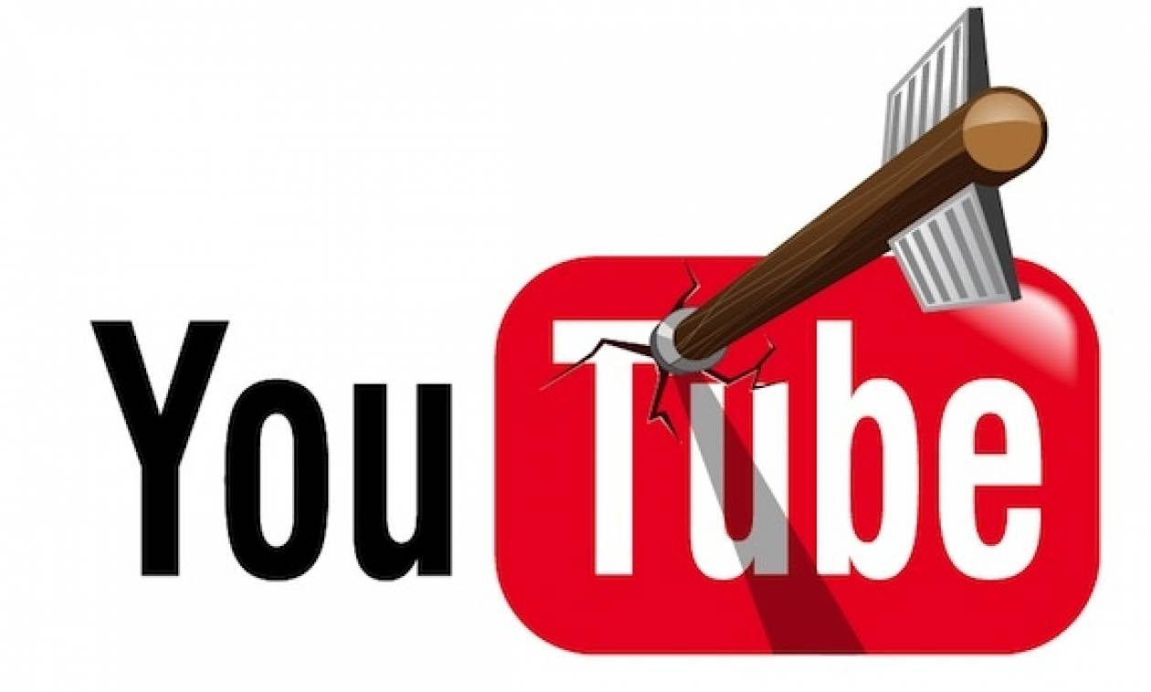«Έπεσε» το Youtube