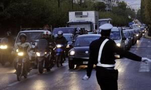 Κυκλοφοριακές ρυθμίσεις το βράδυ της Πέμπτης (23/6) στην Αθήνα και στην Καλλιθέα