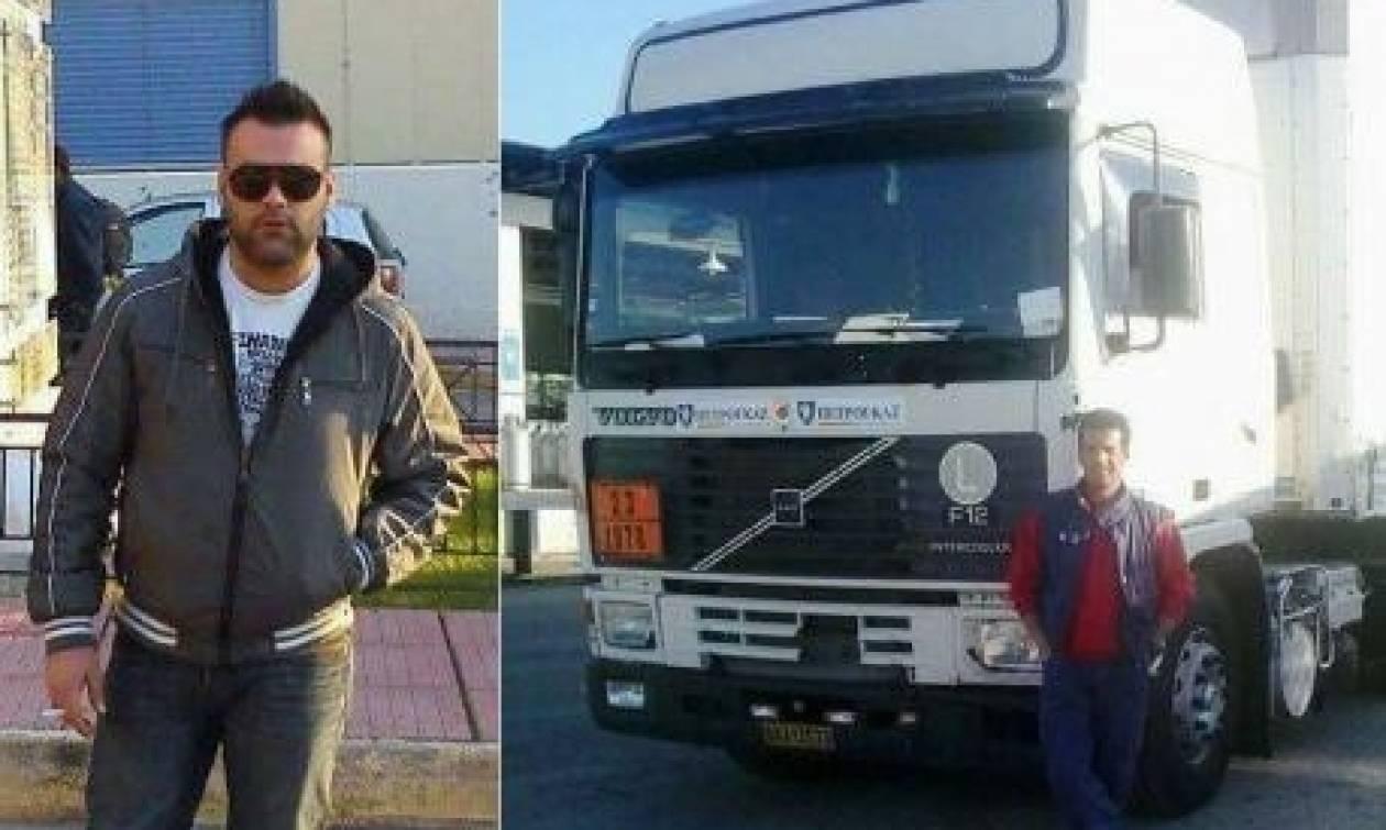 Τραγωδία στο Δερβένι: Αυτά είναι τα δύο παλικάρια που έλιωσε η νταλίκα