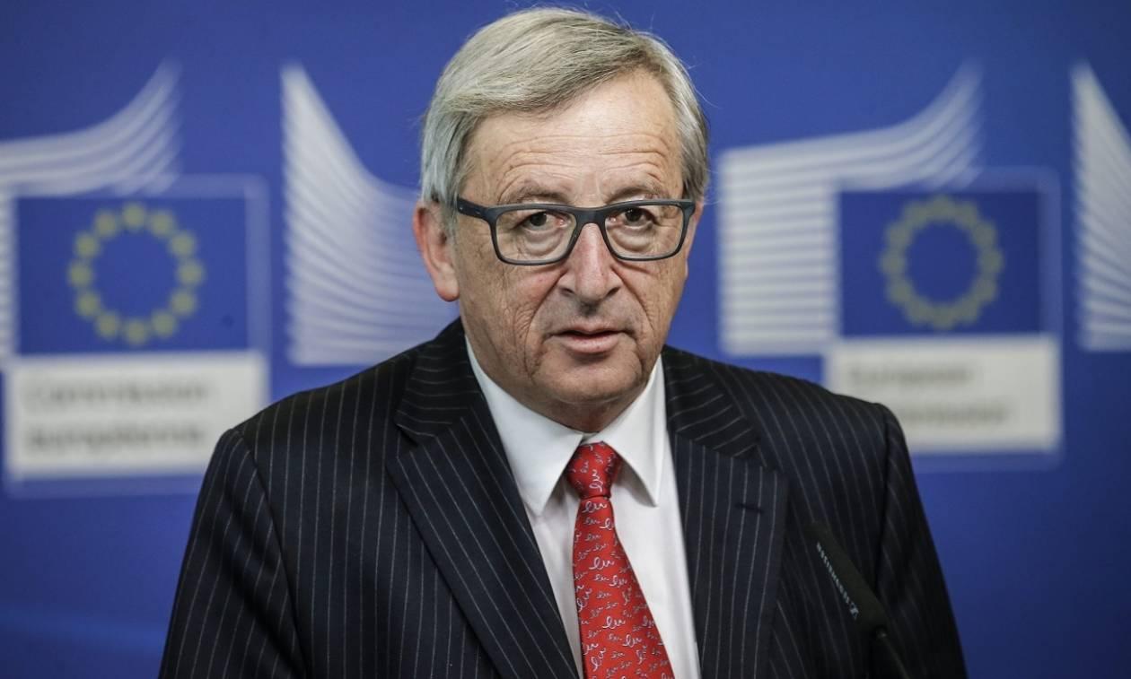 Γιούνκερ: Τέλος στις διαπραγματεύσεις με την Βρετανία μετά το δημοψήφισμα
