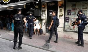 Τουρκία: Συλλήψεις τριών τρομοκρατών που ετοίμαζαν επίθεση στην Κωνσταντινούπολη