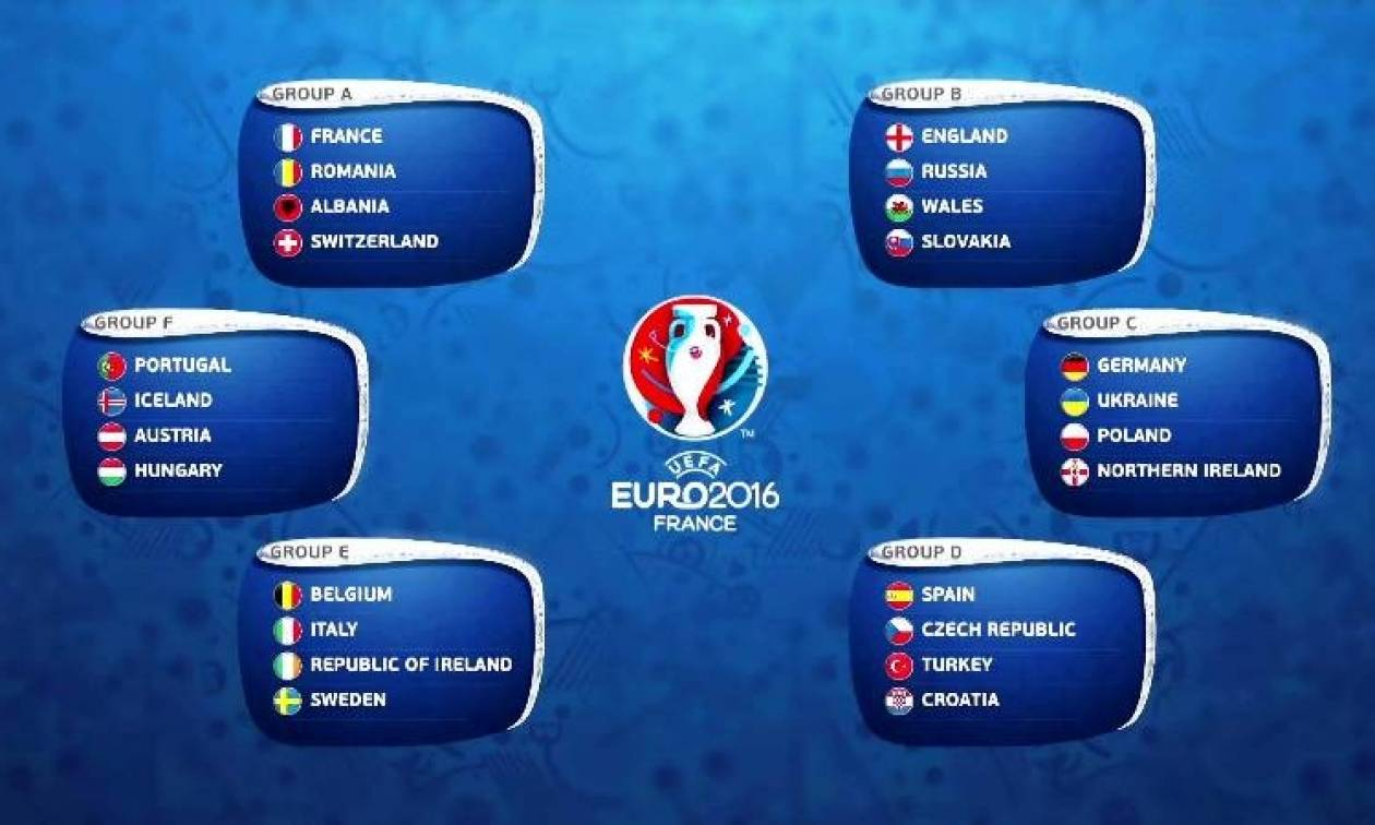Euro 2016: LIVE CHAT Ιταλία - Ιρλανδία και Σουηδία - Βέλγιο
