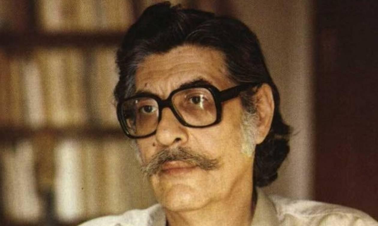 Σαν σήμερα το 2005 πέθανε ο Μανόλης Αναγνωστάκης