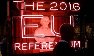 Δημοψήφισμα Βρετανία LIVE: Με κομμένη την ανάσα όλος ο πλανήτης περιμένει το αποτέλεσμα