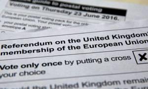 Δημοψήφισμα Brexit: Αυτό είναι το ψηφοδέλτιο που θα κρίνει το μέλλον της Ευρώπης (Pics)