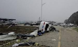 Τραγωδία στην Κίνα: Ακραία καιρικά φαινόμενα σκότωσαν 51 ανθρώπους (vid)