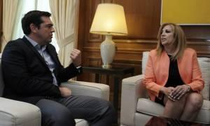 Γεννηματά για εκλογικό νόμο: Ο κ. Τσίπρας δεν παρουσίασε καμία ολοκληρωμένη πρόταση