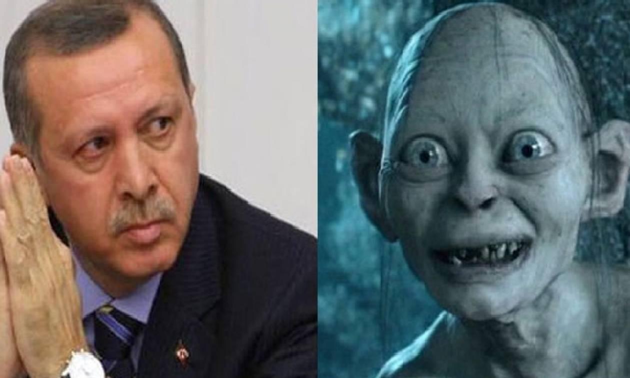 Τουρκία: Στη φυλακή επειδή παρομοίασε τον Ερντογάν με το... Γκόλουμ!